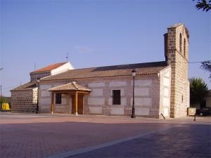 Iglesia Santiago Apólstol de Cardiel