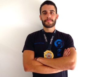 Diego Sempere Campeón de España