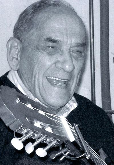 Ernesto Sempere en Cardiel