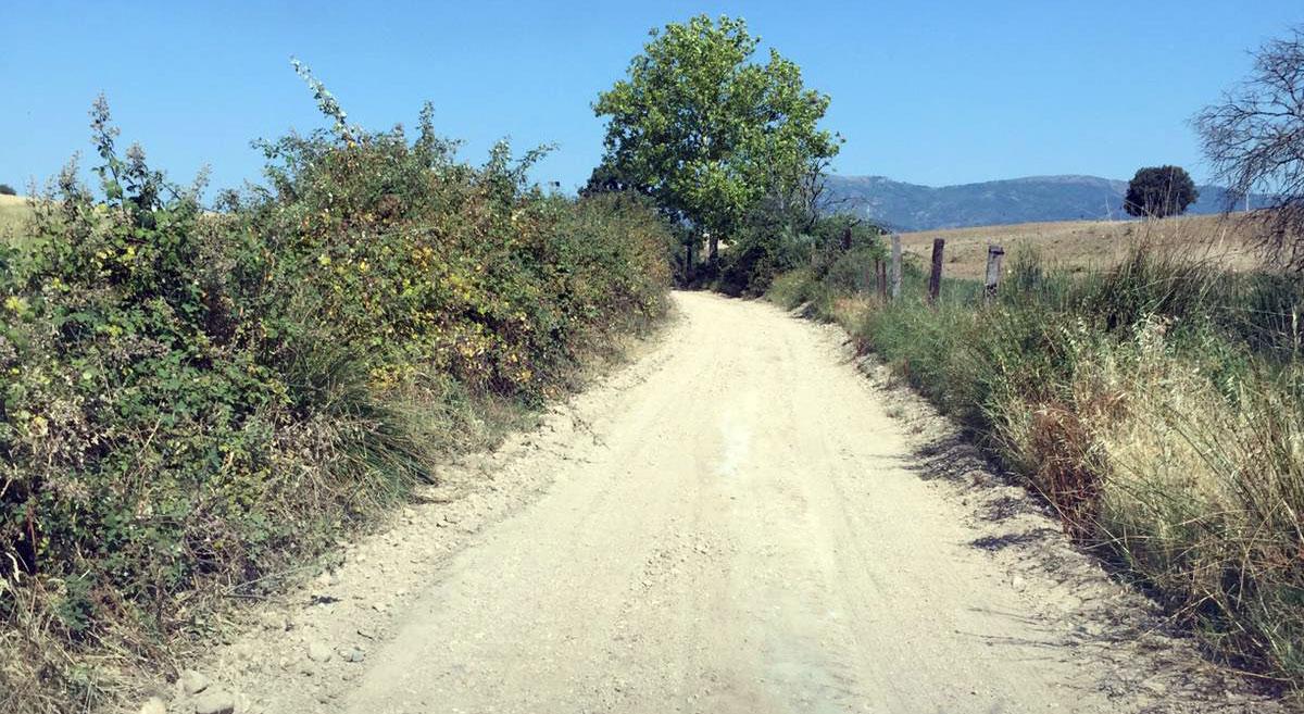 Camino al Vao de San benito