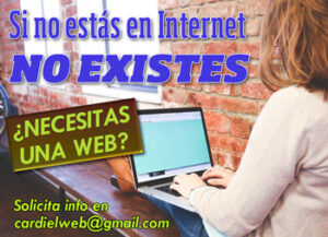 Si no estás en Internet NO EXISTES